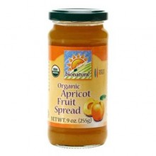 Bionaturae Apricot Fruit Spread (12x9 Oz)