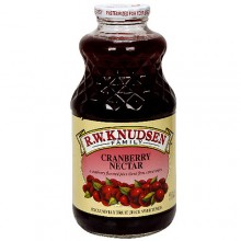Knudsen Cranberry Nectar Juice (24x8 Oz)