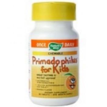 Nature's Way Kids Chewable Orange Primadophlus (1x30 TAB)