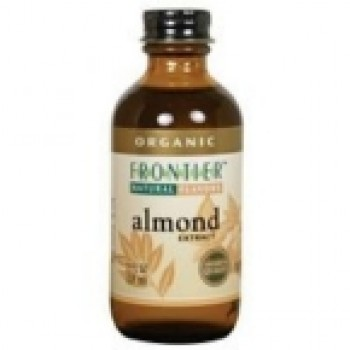 Frontier Herb Almond Extract (1x2 Oz)