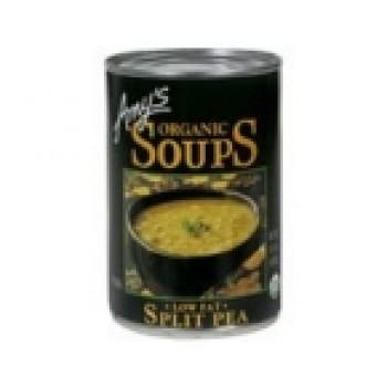 Amy's Kitchen Split Pea Soup Low Fat (12x14.1 Oz)