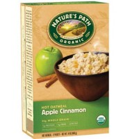 Nature's Path Apple Cinnamon Oatmeal Pouch (6x8x1.75Oz)