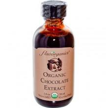 Flavorganics Chocolate Extract (1x2 Oz)