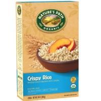 Nature's Path Whole Grain Crispy Rice Cereal (12x10 Oz)