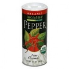 Frontier Herb Fine Grind Pepper (1x2.5 Oz)