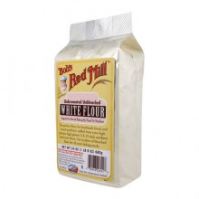 Bob's Red Mill Unbl White Flour (1x25LB )