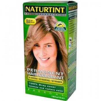 Naturtint 8a Ash Blonde Hair Color (1xKit)