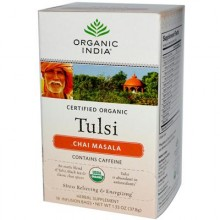 India Chai Masala Tulsi Tea (6x18 CT)