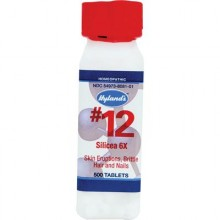 Hyland's Silicea 6x Cell Salts (1x500 TAB)
