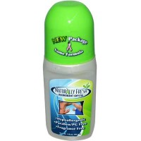 Naturally Fresh Roll-On Crystal Deodorant (1x3 Oz)