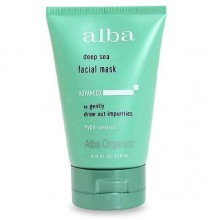 Alba Botanica Deep Sea Facial Mask (1x4 Oz)