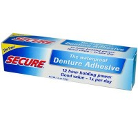 Secure Denture Bonding Cream (1x1.4 Oz)