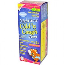 Hyland's Homeopathic Night Time Cold and Cough 4 Kids (1x4 Oz)
