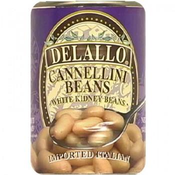 De Lallo Cannellini Beans (6x14OZ )