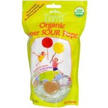 Yummy Earth Super Sour Lollipop (6x3 Oz)