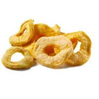 Dried Fruit Dried Apple Rings (1x25LB )