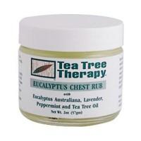 Tea Tree Therapy Eucalyptus Chest Rub (1x2 Oz)