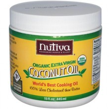 Nutiva Coconut Oil ( 1x15 Oz)