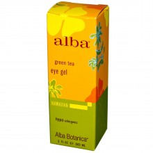 Alba Botanica Green Tea Eye Gel (1x1 Oz)