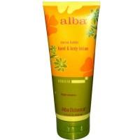 Alba Botanica Cocoa Butter Hand & Body Lotion (1x7 Oz)
