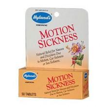 Hyland's Motion Sickness Tablets (1x50 TAB)