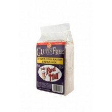 Bob's Red Mill Cinnamon Raisin Gluten Free Bread Mix (4x22 Oz)