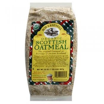 Bob's Red Mill Scottish Oatmeal (4x20 Oz)