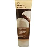 Desert Essence Coconut Body Wash (1x8 Oz)