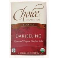 Choice Organic Teas Darjeeling (6x16 Bag)