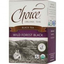 Choice Organic Teas Wild Forest Black (6x16 Bag)