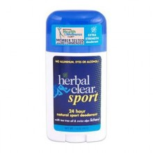 Herbal Clear Sport Deodorant (1 Each)