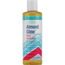 Home Health Almond Glow Lotion Rose (1x8 Oz)
