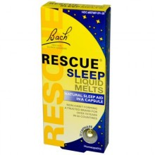Bach's Rescue Remedy Sleep Liquid Melts (28 Cap)