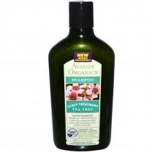 Avalon Tea Tree Scalp Treatment Shampoo (1x11 Oz)