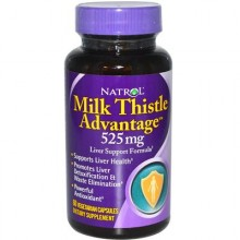 Natrol Milk Thistle Advantage (1 Each)