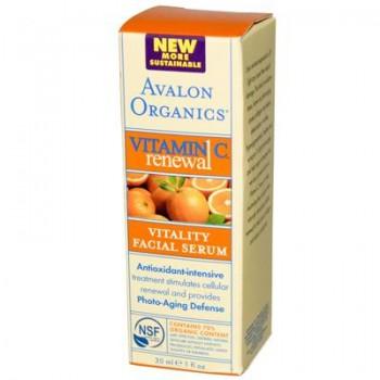 Avalon Vitamin C Facial Serum (1x1 Oz)