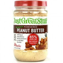 Betty Lou's Just Great Stuff Organic Powdered Peanut Butter (12x6.5 Oz)