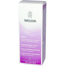 Weleda Iris Hydrating Night Cream (1x1.04 Oz)