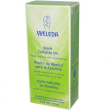 Weleda Birch Cellulite Oil (1x3.4 Oz)