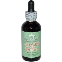 Sweetleaf Toffee Clear Liquid Stevia ( 1x2 Oz)