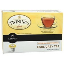 Twinings Earl Grey Decaf (6x12 CT)