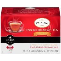 Twinings English Breakfast Decaf (6x12 CT)