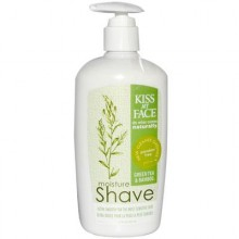 Kiss My Face Green Tea Bamboo Moisture Shaves (1x11 Oz)