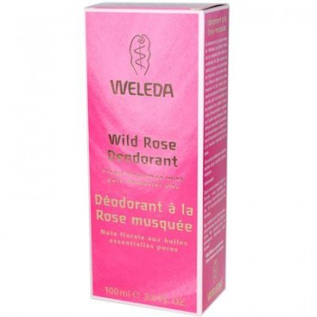 Weleda Wild Rose Deodorant (1x3.4 Oz)