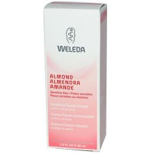 Weleda Almond Soothing Face Cream (1x1 Oz)