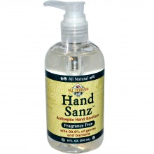 All Terrain Hand Sanitizer Fragrance Free (1x8 Oz)
