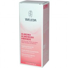 Weleda Almond Soothing Face Oil (1x1.7 Oz)