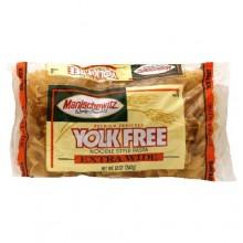 Manischewitz Extra Wide Yolk Free Noodles (12x12 Oz)