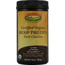 Manitoba Harvest Dark Chocolate Hemp Protein (1x16 Oz)
