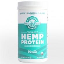 Manitoba Harvest Very Vanilla Hemp Protein (1x16 Oz)